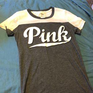 VS PINK Logo Short